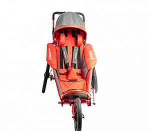 XRover - Stor sulky för att springa och cykla i terräng
